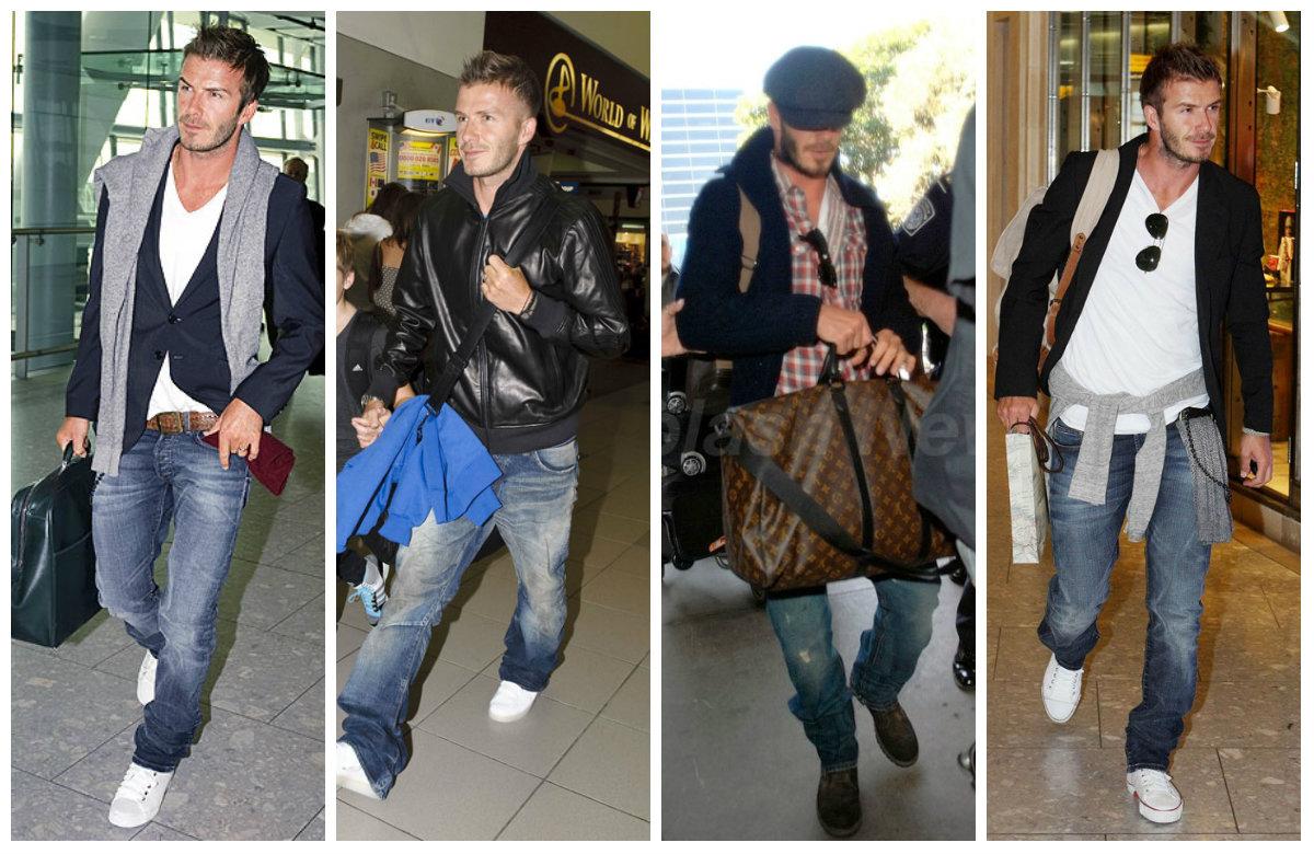 Style Icon David Beckham Menifesto Homme